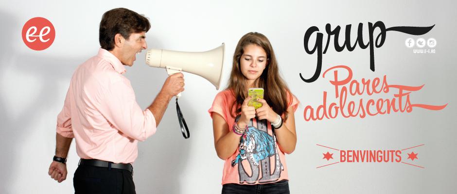 Noves sessions del grup de pares d'adolescents
