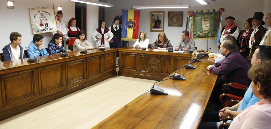 Festival de folklore ibèric de Casa Portugal