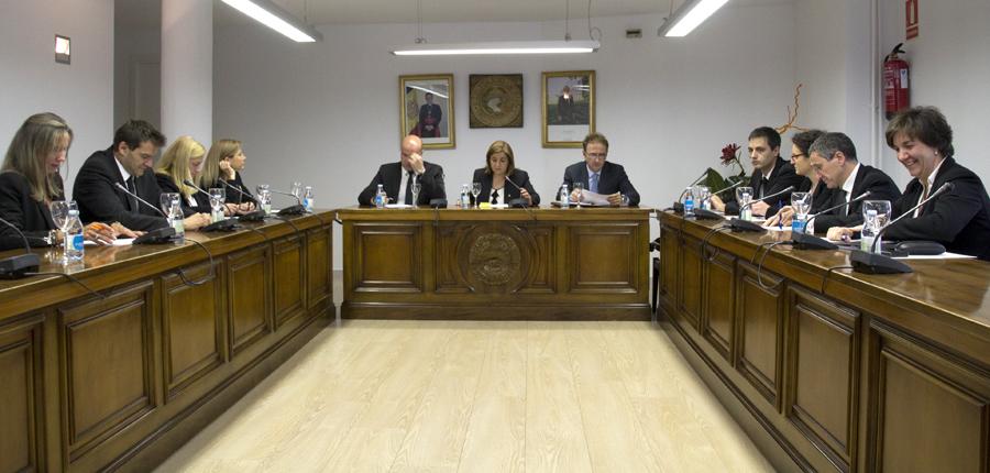 S'aprova la cessió d'una parcel·la a la Plana per a un nou dipòsit d'aigua de CAPESA
