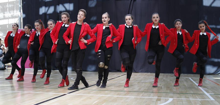 Èxit de participació del 7è Campionat de dansa
