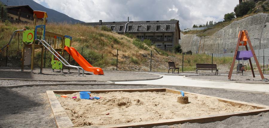 El comú ha invertit 3 milions d'euros a la zona de Fiter i Rosell