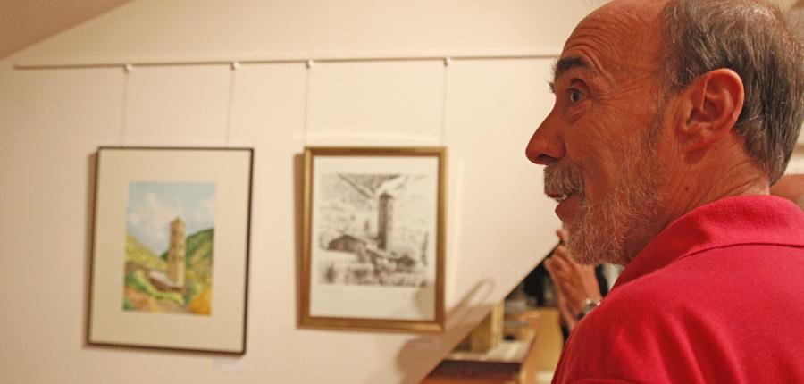 'Una mirada al romànic', per Agustí Rios al Centre d'Art