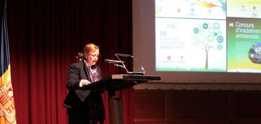 L'escola andorrana de Sant Julià i Volta'l guanyen el 9è Concurs d'Iniciatives Ambientals