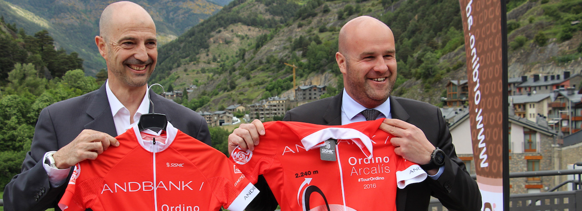 Escaldes i Ordino s'uneixen per engrandir la festa del Tour del 10 al 12 de juliol