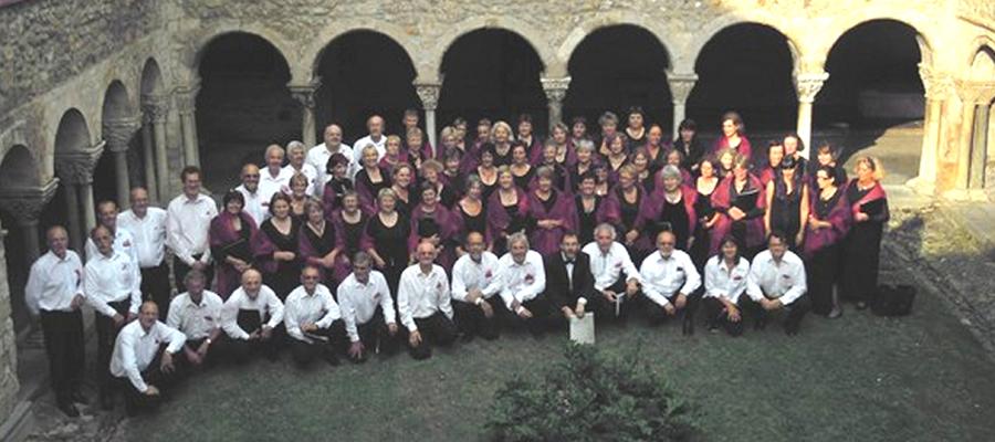 Homenatge a Händel de l'ONCA i l'Ensemble Choral de l'Ariège
