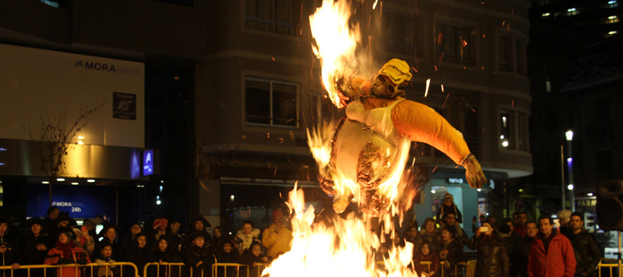 Programa d'activitats del Carnaval 2015