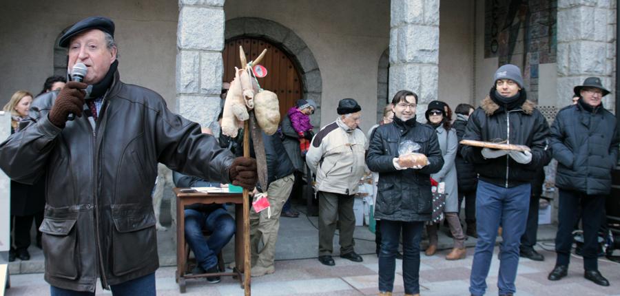 Els Encants de Sant Antoni recapten 7.560 euros