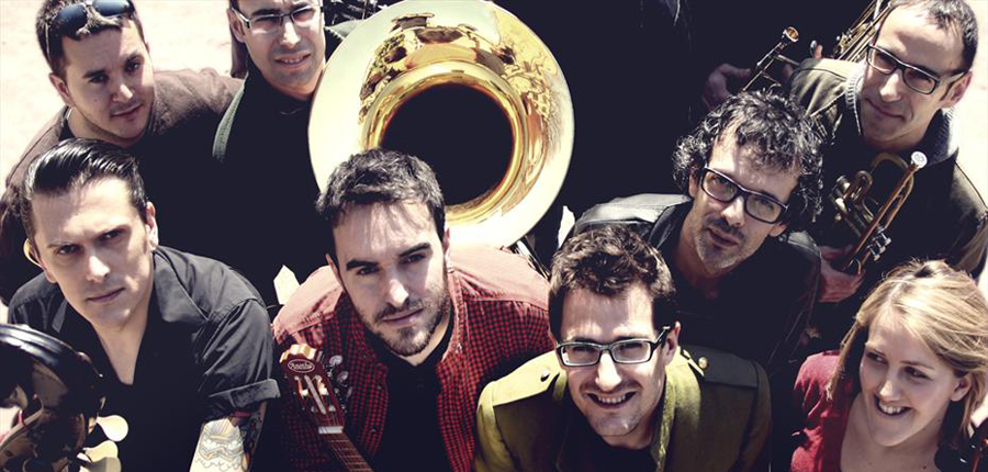 Guillem Roma & Càmping Band Orchestra