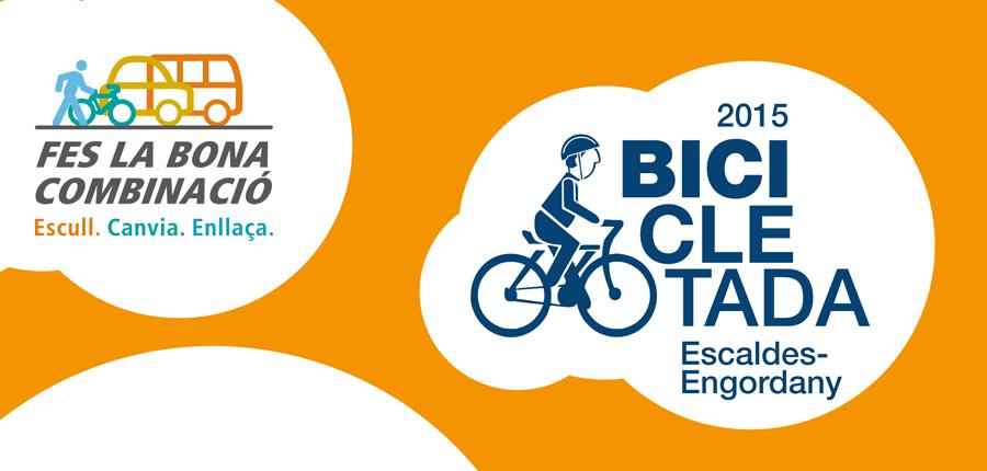 12a Bicicletada popular en motiu de la setmana de la mobilitat sostenible