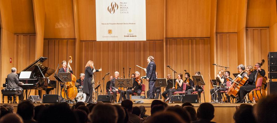 Aquest dijous concert Jazz & Cordes a càrrec de l'ONCA Cambra