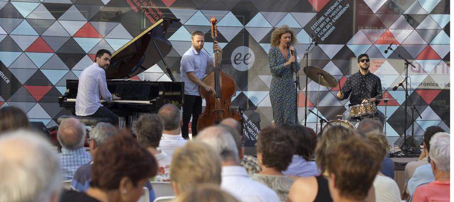 Plátano Manush tanca la Setmana de jazz al carrer