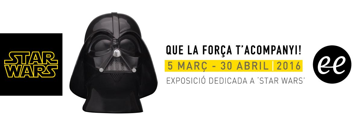 Taller d'il·lustració d'Star Wars a càrrec de Xavi Casals
