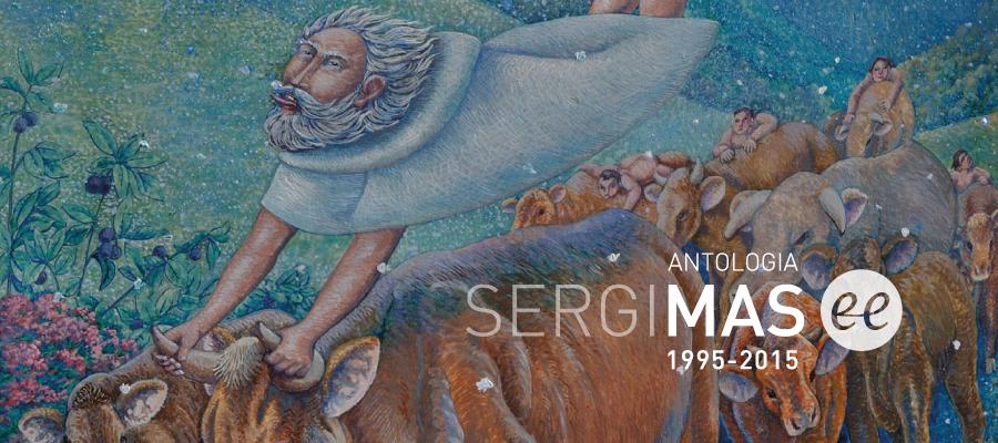 """Últimes dies per visitar l'exposició """"Antologia Sergi Mas 1995-2015"""" al CAEE"""