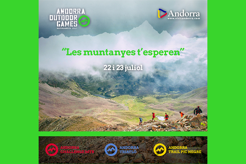 Torna el Andorra Outdoor Games